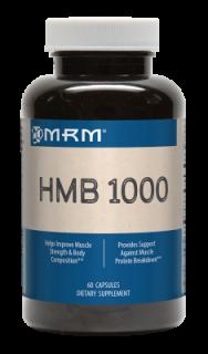 HMB 1000mg 60粒カプセル ※最新最強の回復系 ※1回1粒で続けやすい