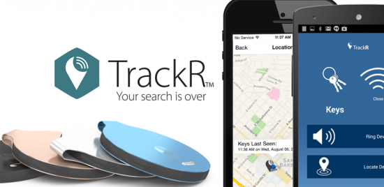 TrackR(トラックアール) bravo(ブラボー) 4色 ※岩場で高い普及率 ※音とGPSで探知する ※DM便90円 ※予約受付中