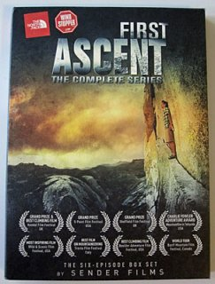 First Ascent: The Series Box Set ※メール便88円 ※再販未定