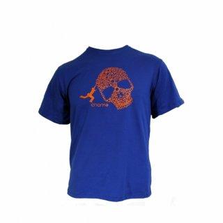 Charko(チャルコ) Skulling blue Mens ※メール便88円