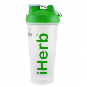 iHerb ブレンダーボトル ブレンダーボール入り 794ml ※Blender Bottle 28オンス同等品