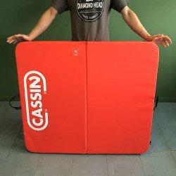 CASSIN(カシン) ミニドゥ ※小さめクラッシュパッド ※超軽量3.8kg