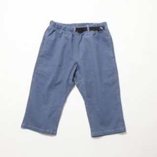 Mountain Mania(マウンテンマニア) MM ST DENIM 3/4 CROP Mens