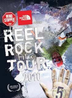 Reel Rock Film Tour 2010 DVD版※メール便88円