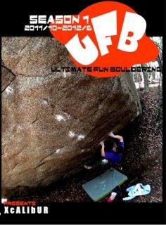 UFB Season.1 DVD版 ※日本人による日本の登りを集約 ※メール便88円 ※再販未定