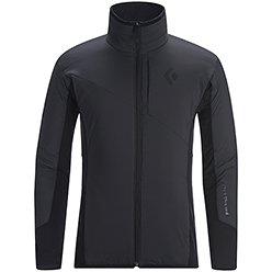 BlackDiamond(ブラックダイヤモンド) ディプロイメントハイブリッドジャケット Mens ※最高峰ミッドレイヤー ※展示品セール25%OFF