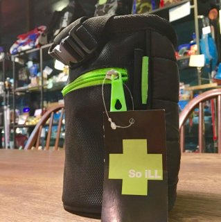 Soill(ソイル) Puffy Bag S