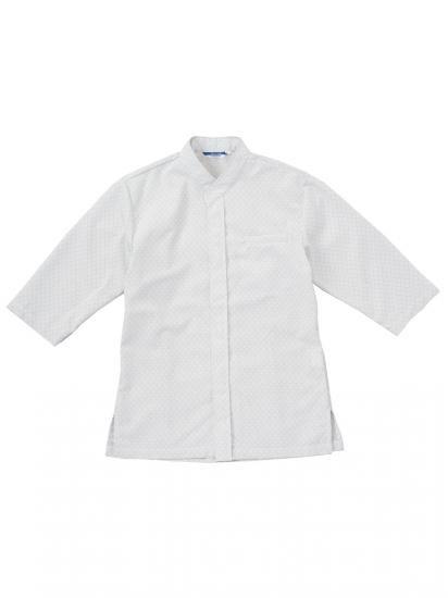 和柄シャツ 男女兼用 SLB900