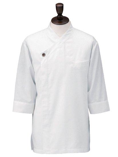 アゼック和風コートシャツ・横掛 SLB911