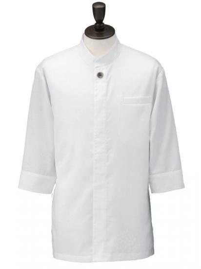 アゼック和風コートシャツ・シングル SLB910