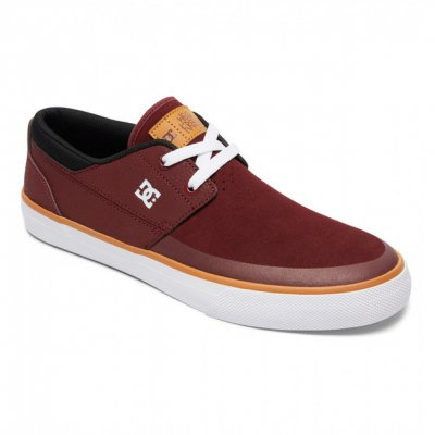 DC Shoes  WES KREMER 2 S  Maroon