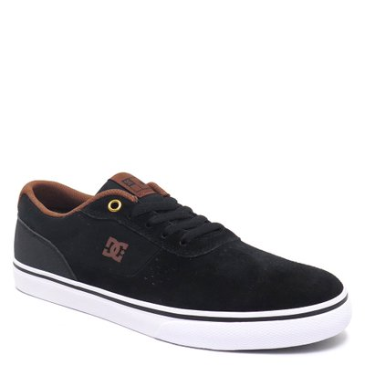 DC Shoes   SWITCH S  Black/White/Brown