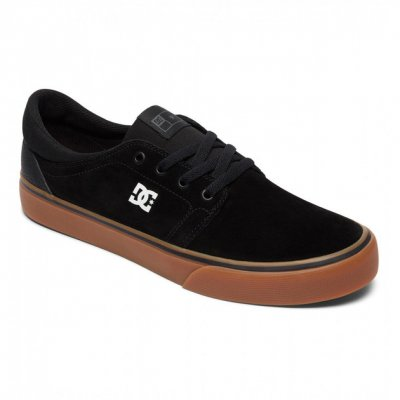 DC Shoes   TRASE S  Black/White/Red
