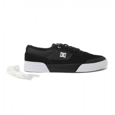 <img class='new_mark_img1' src='//img.shop-pro.jp/img/new/icons14.gif' style='border:none;display:inline;margin:0px;padding:0px;width:auto;' />DC Shoes   SWITCH PLUS S  Black/Black/White