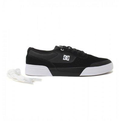 DC Shoes   SWITCH PLUS S  Black/Black/White