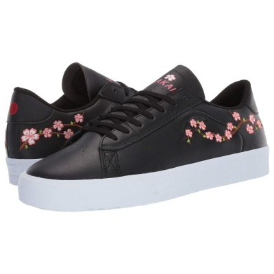 LAKAI LIMITED FOOTWEAR NEWPORT SKATEBOARD SHOES Cherry Blossom Pack by Nico Hiraga