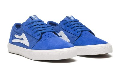 <img class='new_mark_img1' src='//img.shop-pro.jp/img/new/icons1.gif' style='border:none;display:inline;margin:0px;padding:0px;width:auto;' />LAKAI GRIFFIN KIDS / BLUE SUEDE ラカイ キッズ スニーカー スケボー シューズ