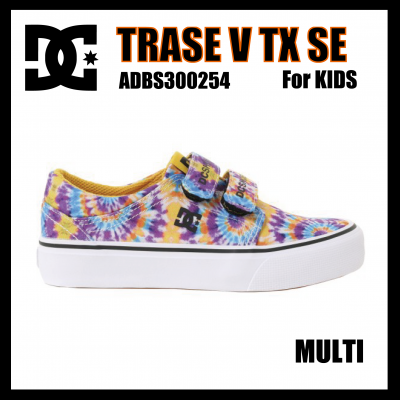 DC Shoes  TRASE V TX SE Multi ADBS300254 ディーシーキッズ