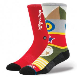 STANCE CHOCOLATE FLAGS サイズL-XL