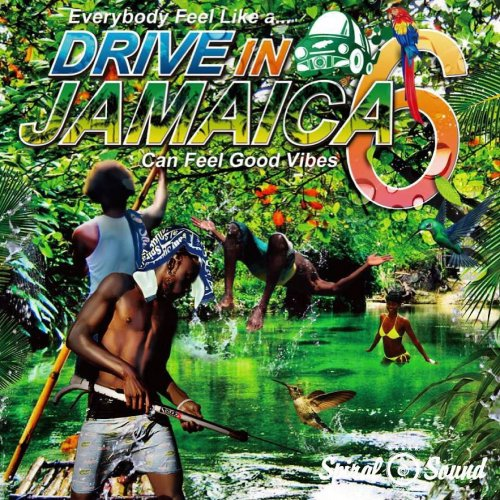 SPIRAL SOUND MIX -DRIVE IN JAMAICA 6-<img class='new_mark_img2' src='https://img.shop-pro.jp/img/new/icons15.gif' style='border:none;display:inline;margin:0px;padding:0px;width:auto;' />