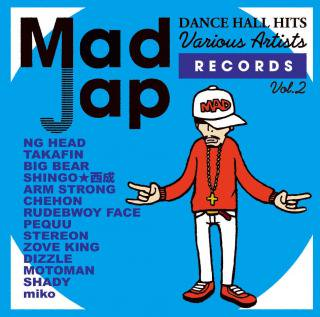 MAD JAP vol.2<img class='new_mark_img2' src='https://img.shop-pro.jp/img/new/icons55.gif' style='border:none;display:inline;margin:0px;padding:0px;width:auto;' />
