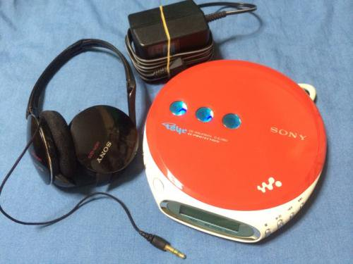 SONY Portabule CD Player / USED