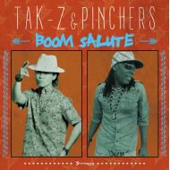BOOM SALUTE / TAK-Z & PINCHERS<img class='new_mark_img2' src='//img.shop-pro.jp/img/new/icons15.gif' style='border:none;display:inline;margin:0px;padding:0px;width:auto;' />