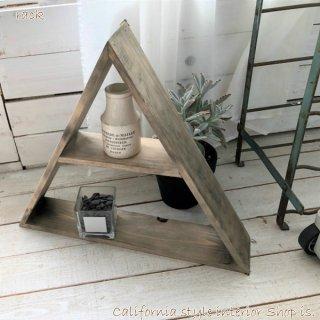 三角シェルフ