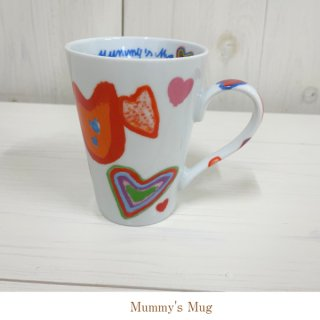 <img class='new_mark_img1' src='https://img.shop-pro.jp/img/new/icons15.gif' style='border:none;display:inline;margin:0px;padding:0px;width:auto;' />Mummy's Mug マグカップ【KONITZ】
