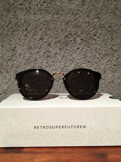 【SUPER BY RETROSUPERFUTURE】PANAMA BLACK