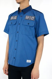 <img class='new_mark_img1' src='//img.shop-pro.jp/img/new/icons20.gif' style='border:none;display:inline;margin:0px;padding:0px;width:auto;' />【BUENA VISTA】BORRACHOS WORK SHIRT