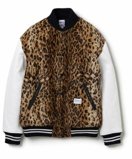 <img class='new_mark_img1' src='//img.shop-pro.jp/img/new/icons20.gif' style='border:none;display:inline;margin:0px;padding:0px;width:auto;' />【BEDWIN & THE HEARTBREAKERS】 LEOPARD AWARD JACKET