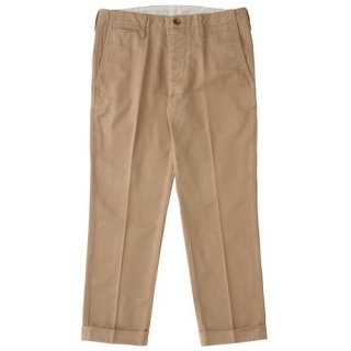 【visvim】HIGH WATER CHINO