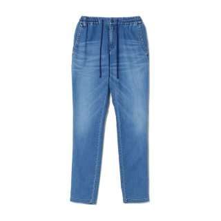 【White Mountaineering】STRETCH DENIM EASY SLIM PANTS