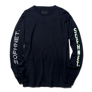 <img class='new_mark_img1' src='//img.shop-pro.jp/img/new/icons5.gif' style='border:none;display:inline;margin:0px;padding:0px;width:auto;' />【SOPHNET.】SOPHNET. LONG SLEEVE TEE