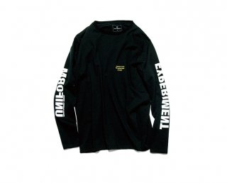 【uniform experiment】L/S BIG TEE