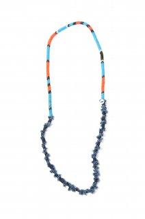 【MIKIA】snake beads / denim