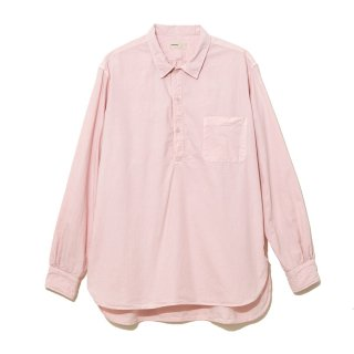 <img class='new_mark_img1' src='//img.shop-pro.jp/img/new/icons5.gif' style='border:none;display:inline;margin:0px;padding:0px;width:auto;' />【NAISSANCE】ORGANIC DYED PULLOVER SHIRT
