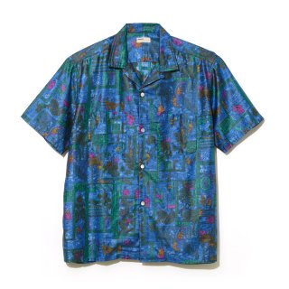 <img class='new_mark_img1' src='//img.shop-pro.jp/img/new/icons5.gif' style='border:none;display:inline;margin:0px;padding:0px;width:auto;' />【NAISSANCE】PATTERN SHIRT