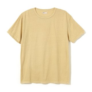 <img class='new_mark_img1' src='//img.shop-pro.jp/img/new/icons5.gif' style='border:none;display:inline;margin:0px;padding:0px;width:auto;' />【NAISSANCE】ORGANIC DYED T-SHIRT