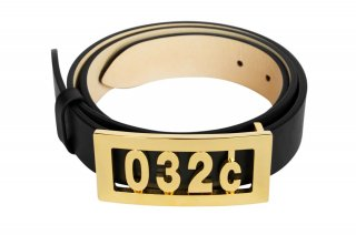 【032c】032c WWB Writer's Belt