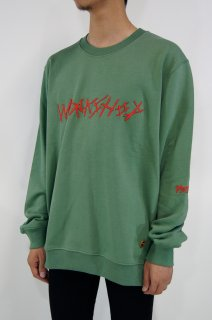 <img class='new_mark_img1' src='//img.shop-pro.jp/img/new/icons5.gif' style='border:none;display:inline;margin:0px;padding:0px;width:auto;' />【032c】032c WWB Sweatshirt