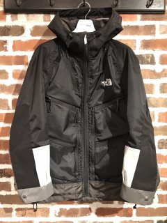 【COMME des GARCONS JUNYA WATANABE MAN】ナイロンツイル × THE NORTH FACE Trail Pack カスタマイズジャケット
