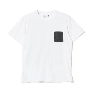 <img class='new_mark_img1' src='//img.shop-pro.jp/img/new/icons5.gif' style='border:none;display:inline;margin:0px;padding:0px;width:auto;' />【White Mountaineering】LOGO PRINTED POCKET T-SHIRT
