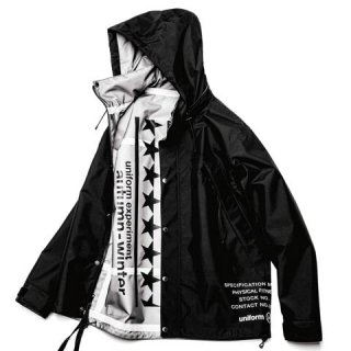 <img class='new_mark_img1' src='//img.shop-pro.jp/img/new/icons5.gif' style='border:none;display:inline;margin:0px;padding:0px;width:auto;' />【uniform experiment】SEAM TAPED MOUNTAIN PARKA