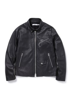【nonnative】BIKER BLOUSON COW LEATHER
