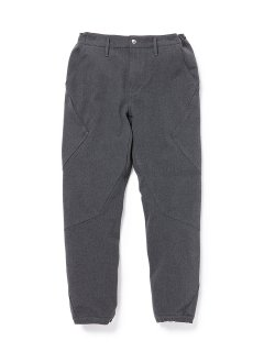 【nonnative】CYCLIST EASY RIB PANTS TAPERED FIT P/R/P TWILL