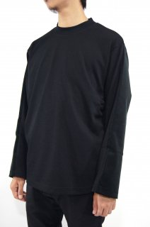 【N.HOOLYWOOD】BACK CORD LONG SLEEVE TEE
