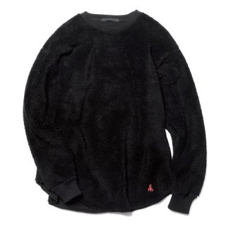 【SOPHNET.】BOA FLEECE BIG CREW NECK