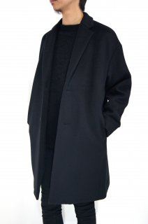 <img class='new_mark_img1' src='//img.shop-pro.jp/img/new/icons5.gif' style='border:none;display:inline;margin:0px;padding:0px;width:auto;' />【N.HOOLYWOOD】WOOL CHESTER COAT